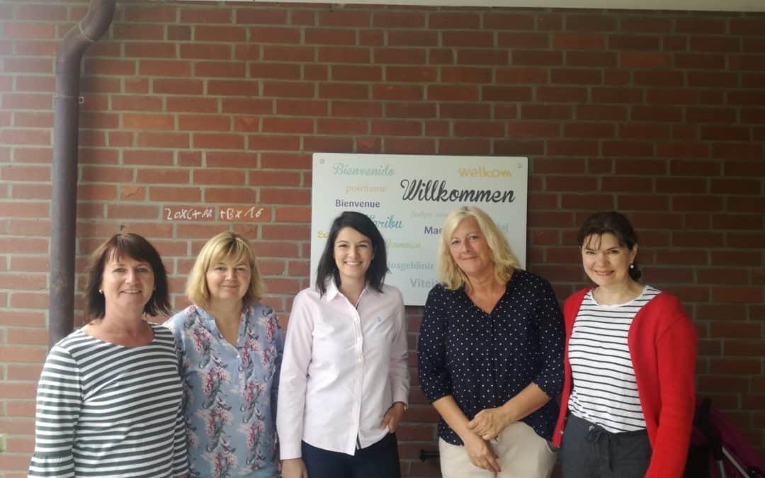 Förderung von Sprach-Kindertagesstätten: St. Marien Einrichtung bekundet Dank