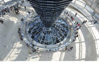 Wanderausstellung des Bundestages zu Gast in Gütersloh