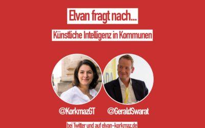 'Elvan fragt nach…' mit Gerald Swarat! (Co:Lab)