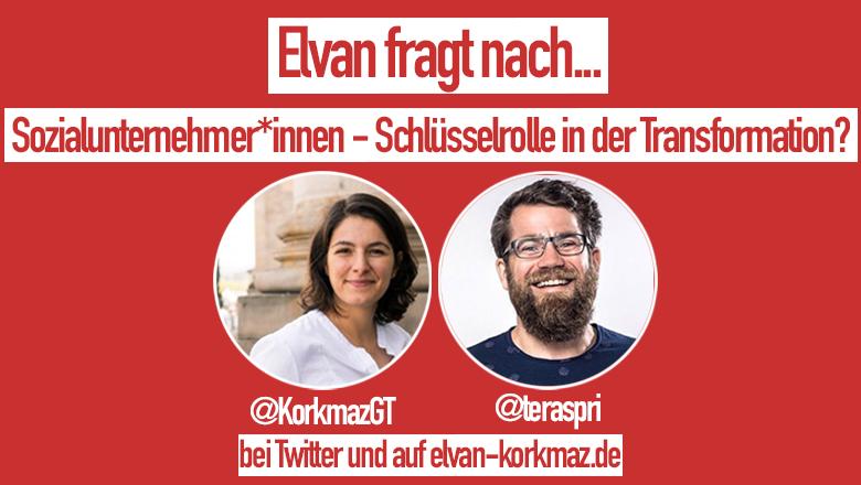'Elvan fragt nach…' mit Markus Sauerhammer
