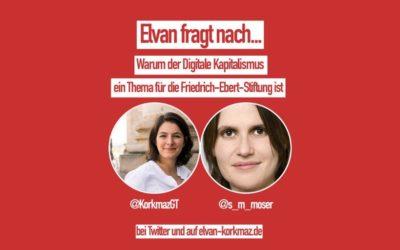 'Elvan fragt nach…' mit Stefanie Moser