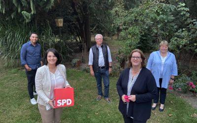 """Ein """"neuer Sozialstaat für eine neue Zeit"""" – Staatssekretärin Griese zu Gast im Kreis Gütersloh"""