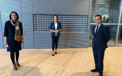 Den Sportvereinen vertrauen! – Unser Brief an Staatssekretärin Andrea Milz