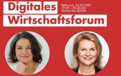 """Bundestagsabgeordnete Elvan Korkmaz-Emre lädt zum """"Digitalen Wirtschaftsforum"""""""